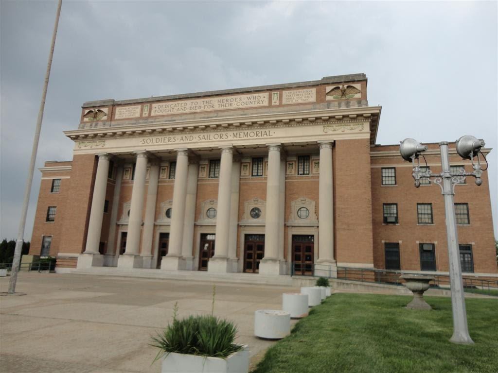 Memorial Hall, Kansas City, KS, Винфилд