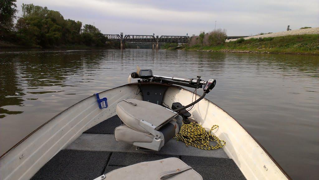 Kansas River, Винфилд