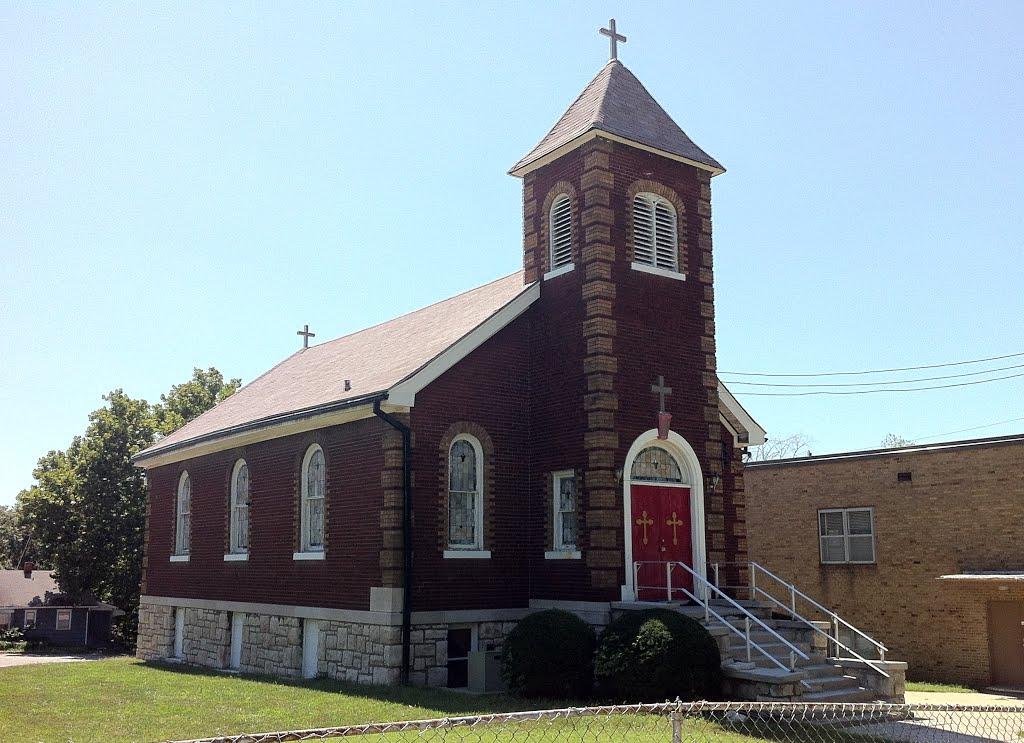 Ethiopian Orthodox Church (Old St. George Serbian), Винфилд