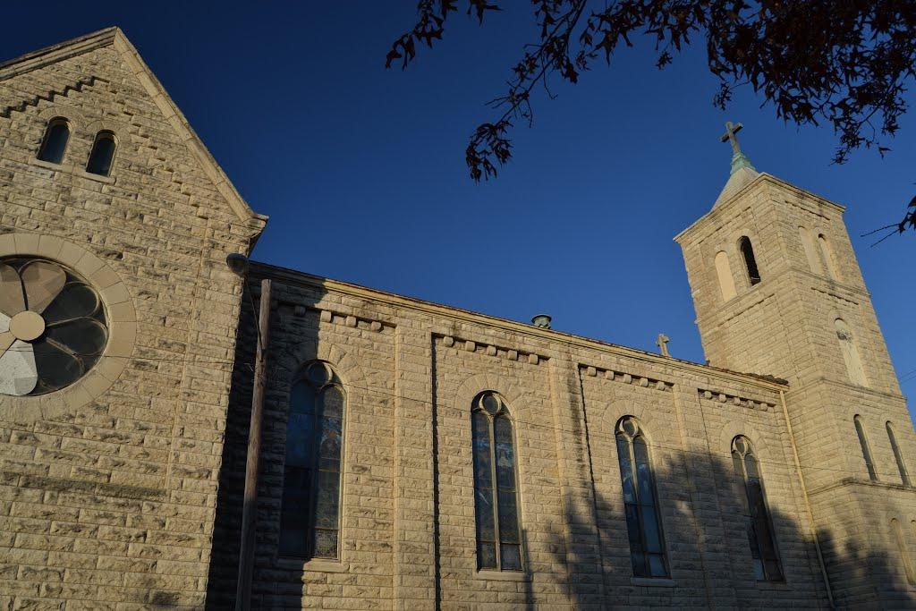 St. Mary Church, KCKS, Миссион-Вудс
