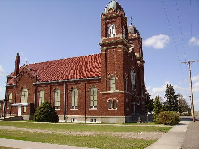 Immaculate Conception Catholic Church, Нортон