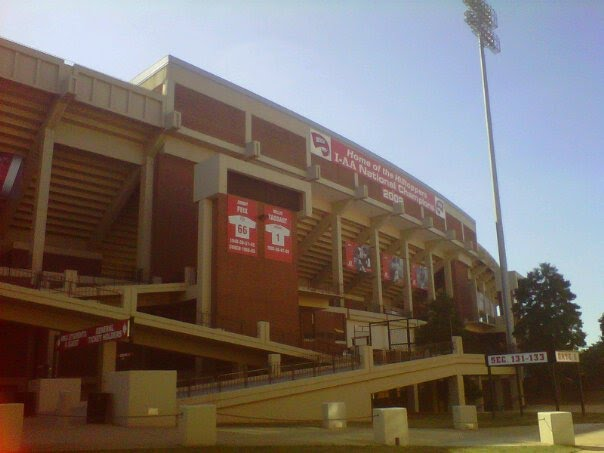 L.T. Smith Stadium - Western Kentucky University Hilltoppers, Баулинг Грин