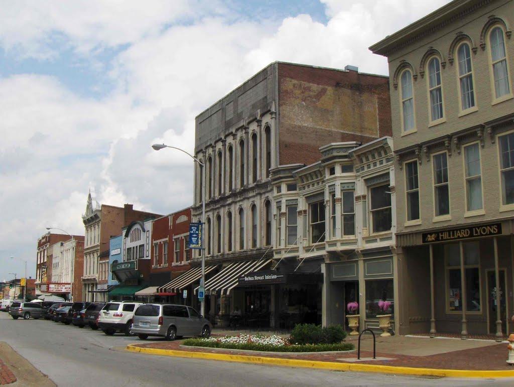 Main Street, Bowling Green, KY, GLCT, Баулинг Грин