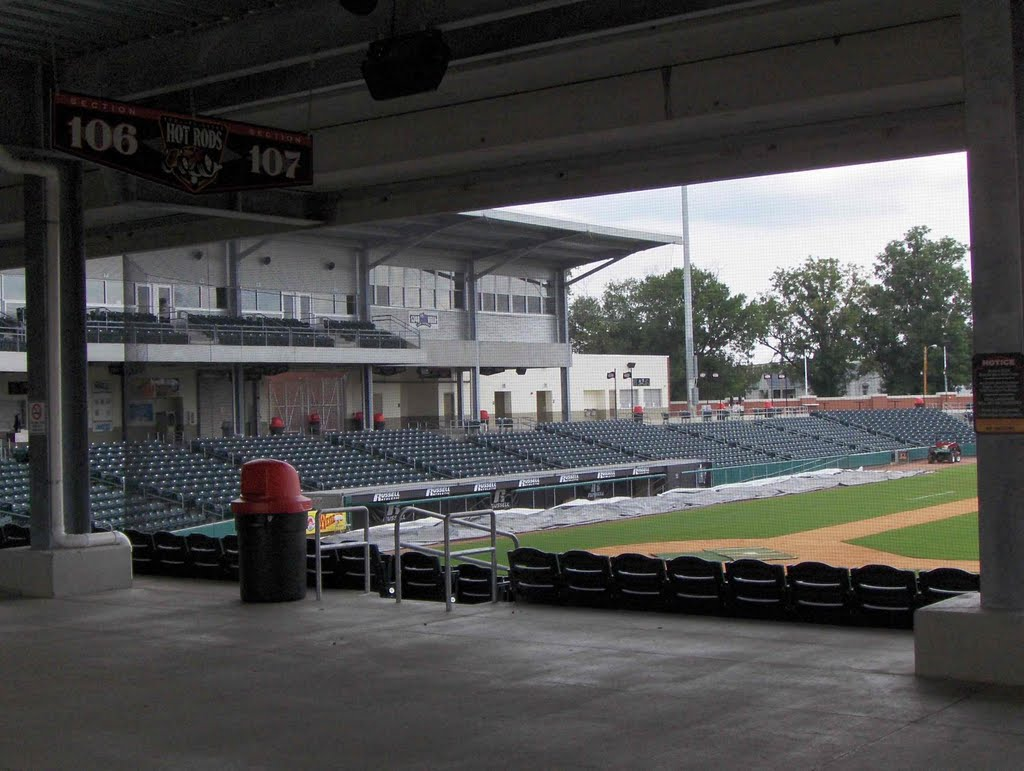 Bowling Green Ballpark, GLCT, Баулинг Грин