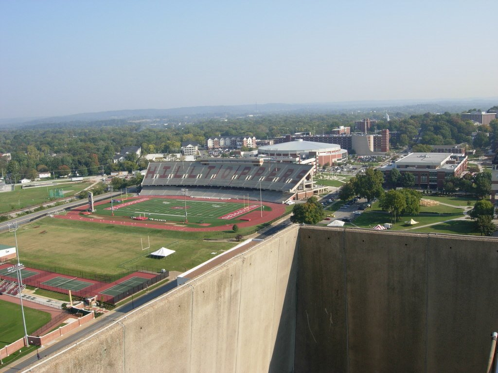 Western Ky. University football stadium, Баулинг Грин