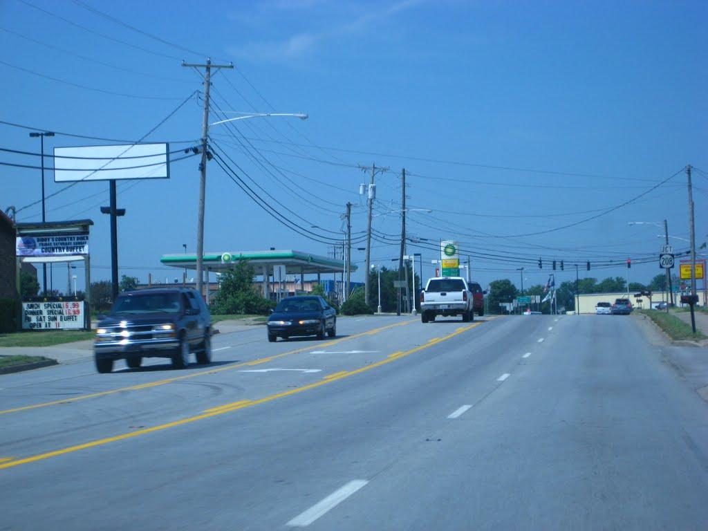 West Main Street, Еминенк