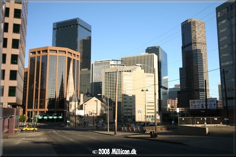 denver county City and county of denver, formed in 1861, is governed by a nonpartisan elected mayor, auditor and 13-member city council the city serves as the financial, transportation, and distribution center of the rocky mountain region.