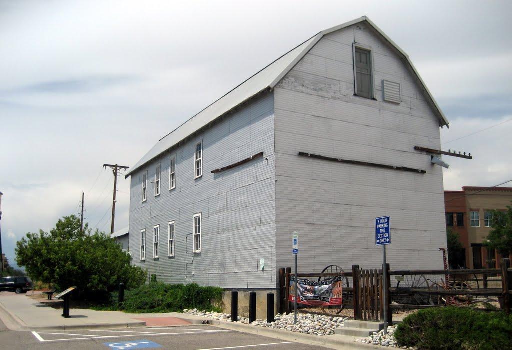 old mill, Лейксайд