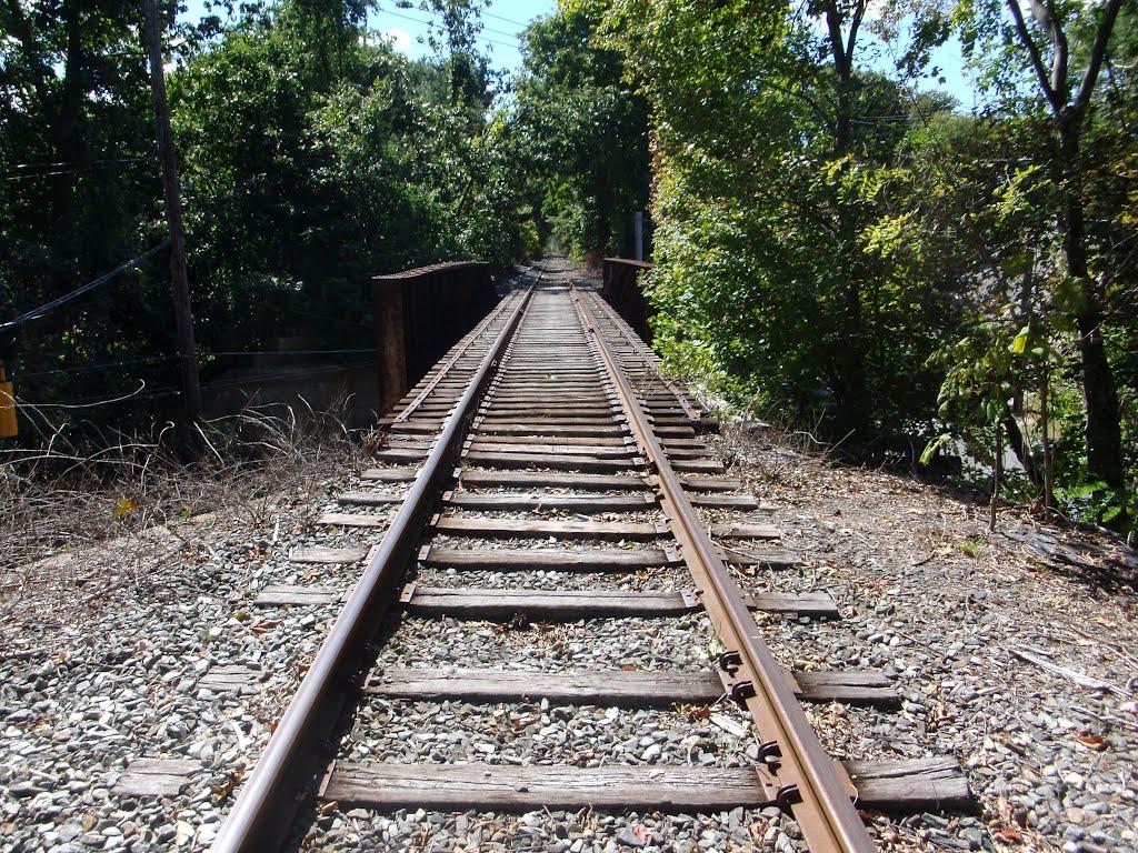train track, Бристоль