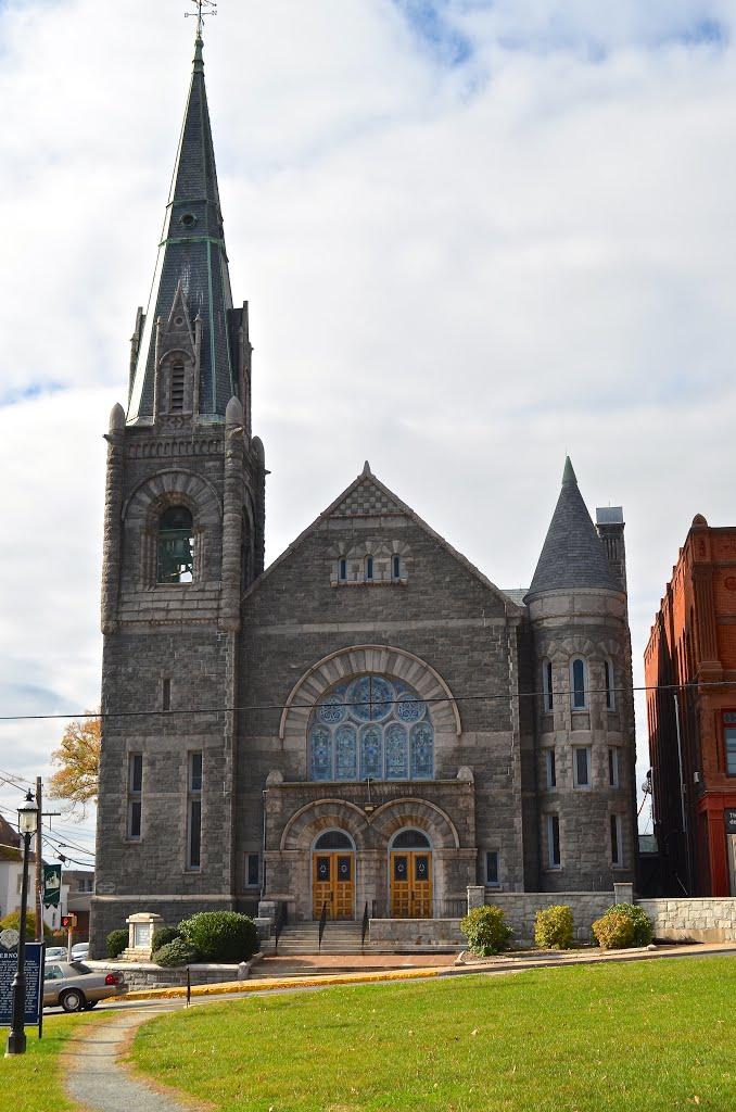 Union Congregational Church, Вернон