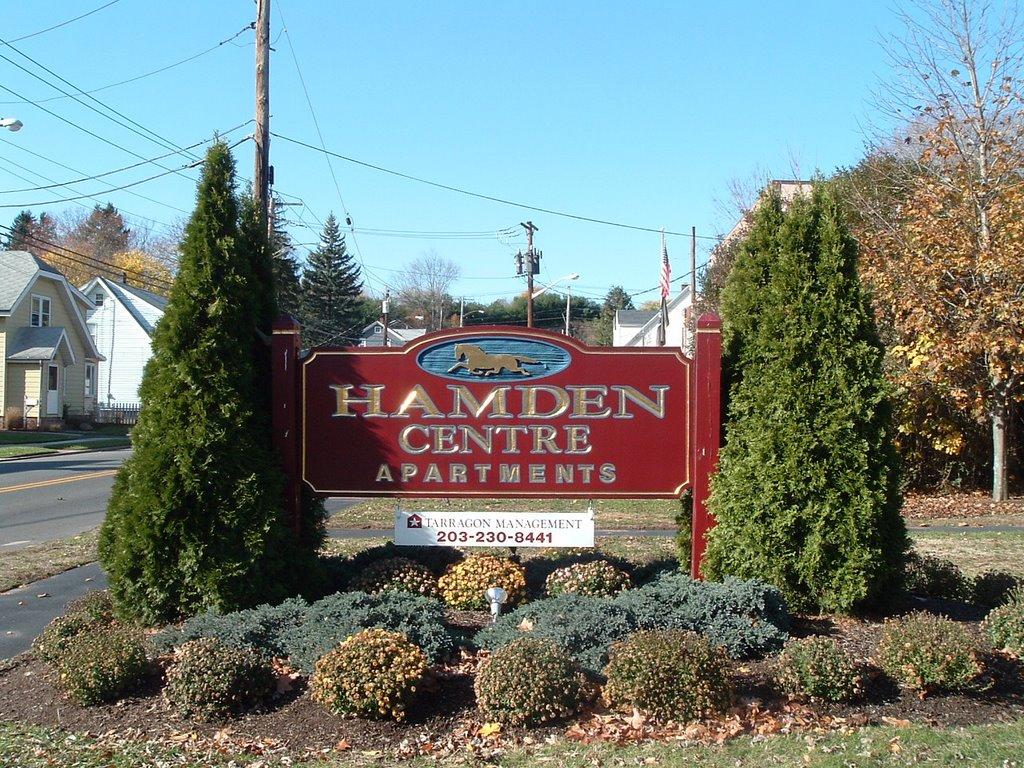 Hamden Center Apts, Хамден