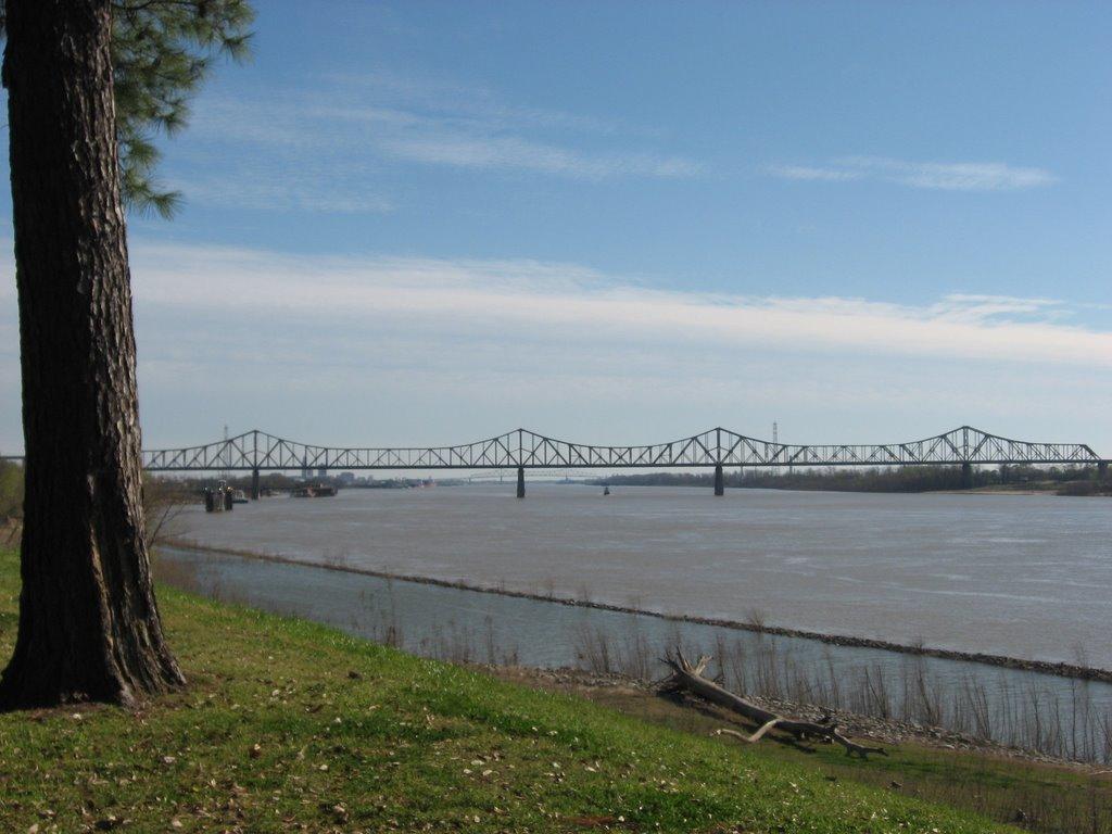 Mississippi River, Бейкер