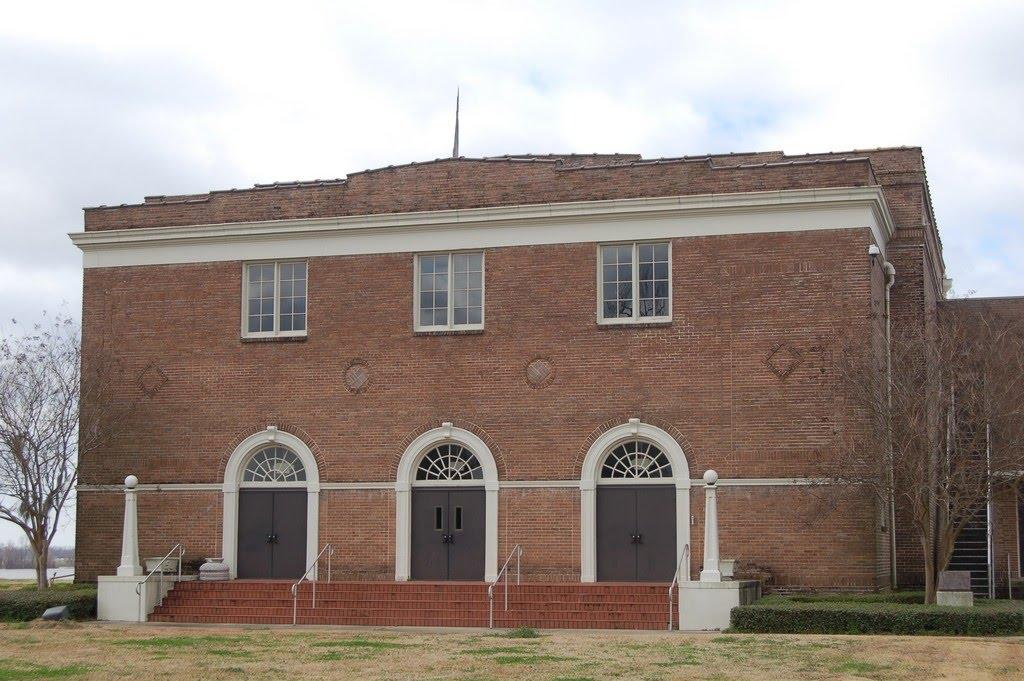 Southern University Museum of Art (SUMA) - Baton Rouge, LA, Бейкер