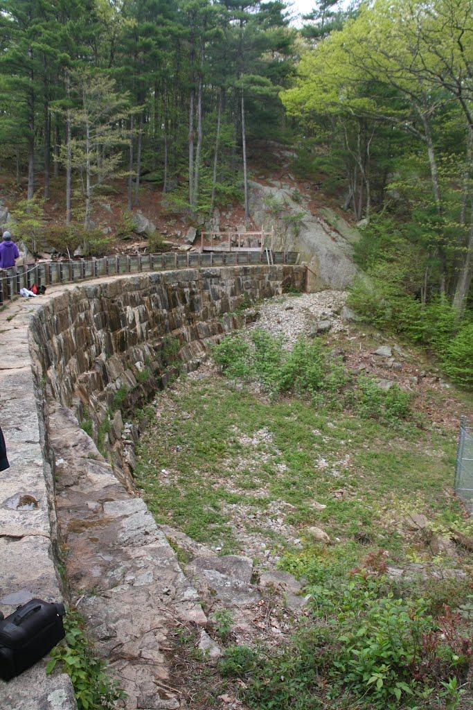 The Dam, Вимоут
