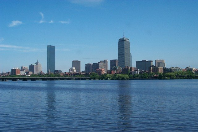 Boston, Кембридж