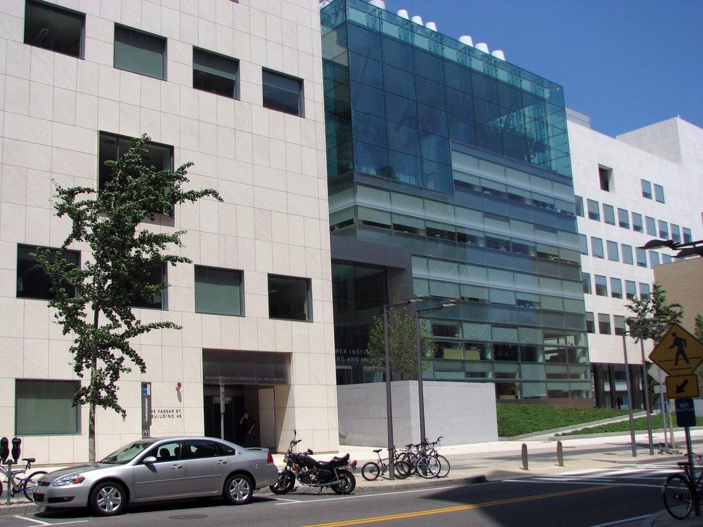 MIT Cambridge Massachusetts, aug 2006, Кембридж