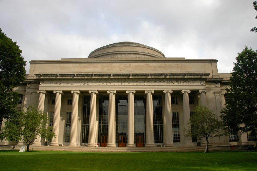 MIT, Кембридж