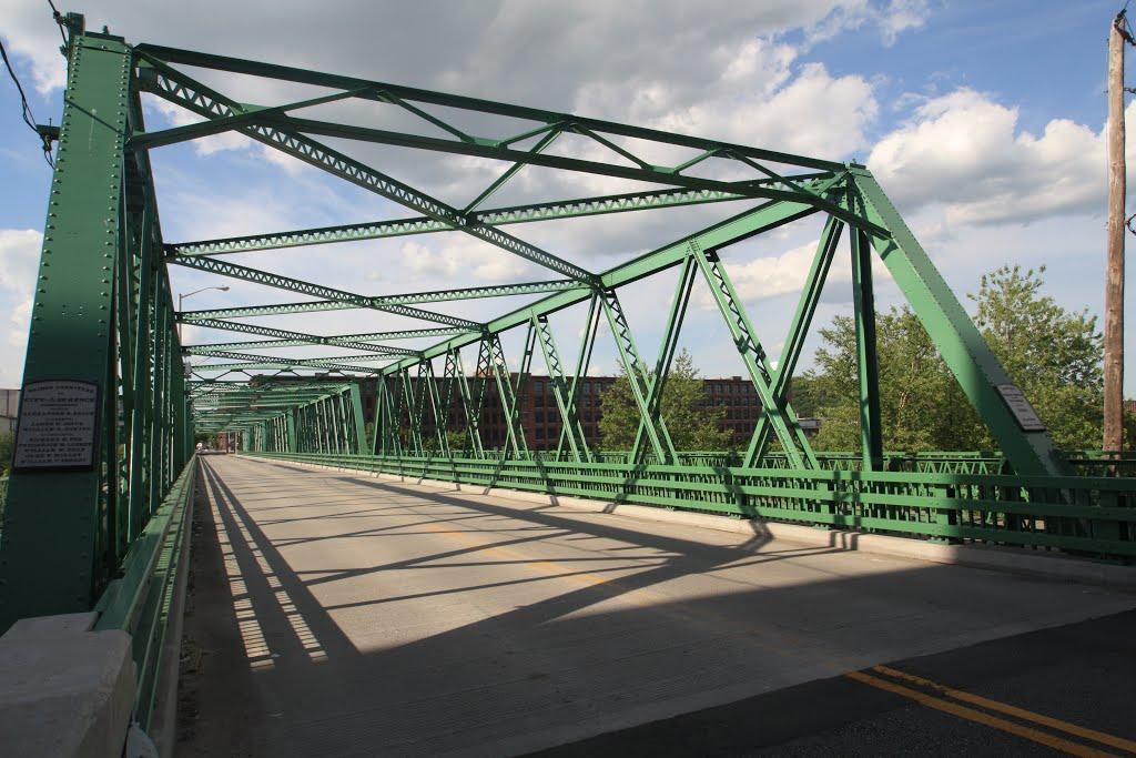 Duck Bridge 91888) Lawrence,MA, Лоуренс