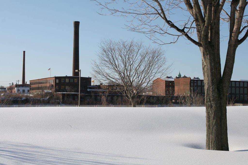 Cold Morning, Лоуренс