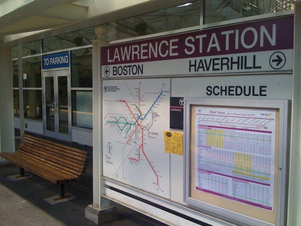 lawrence 1, Лоуренс