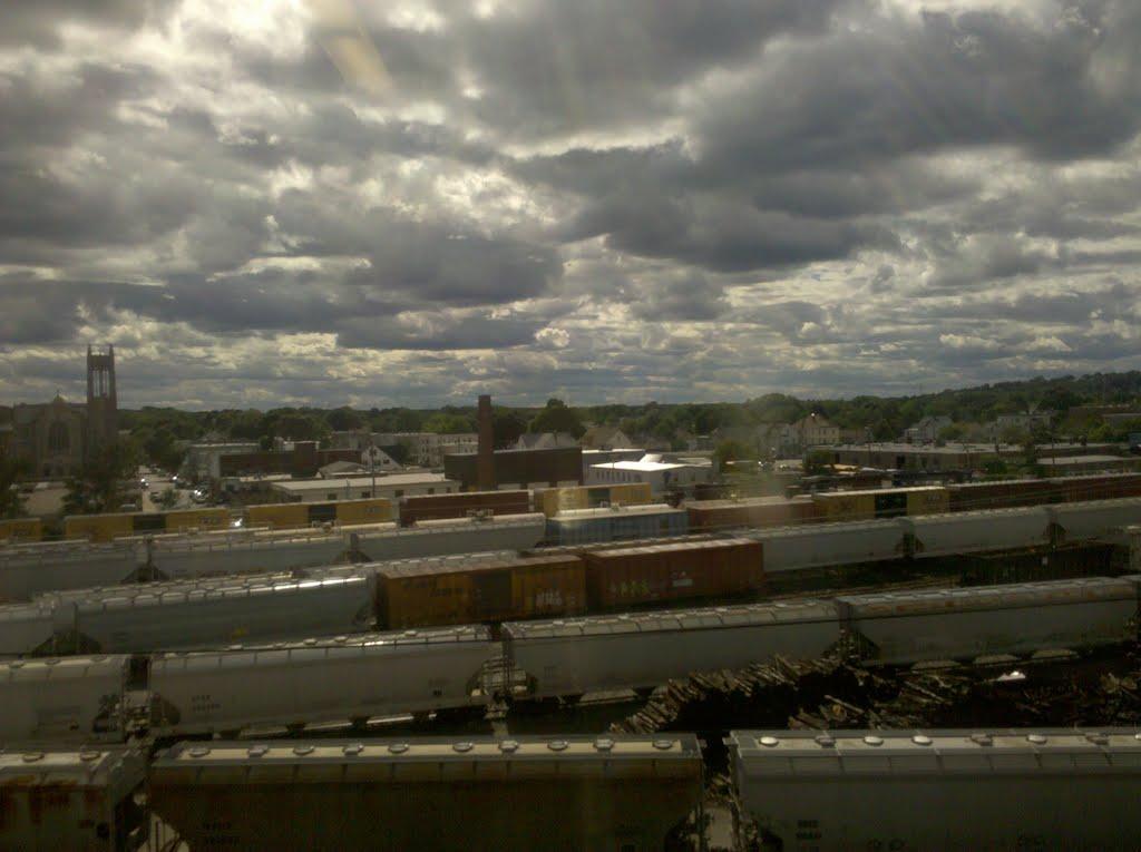 The Trainyard, Лоуренс