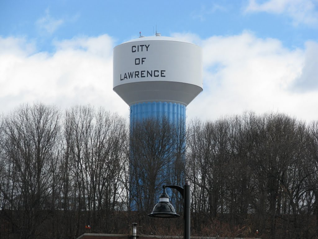 Lawrence Water Tank, Лоуренс