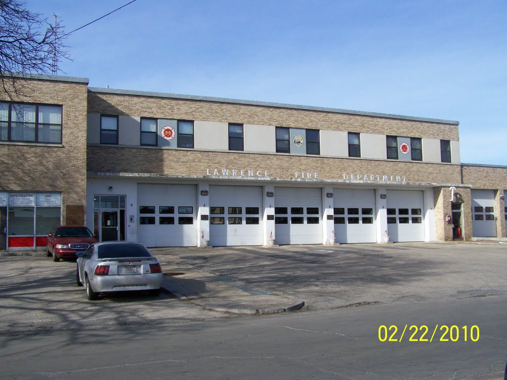 Central Fire Station Lawrence Mass., Лоуренс