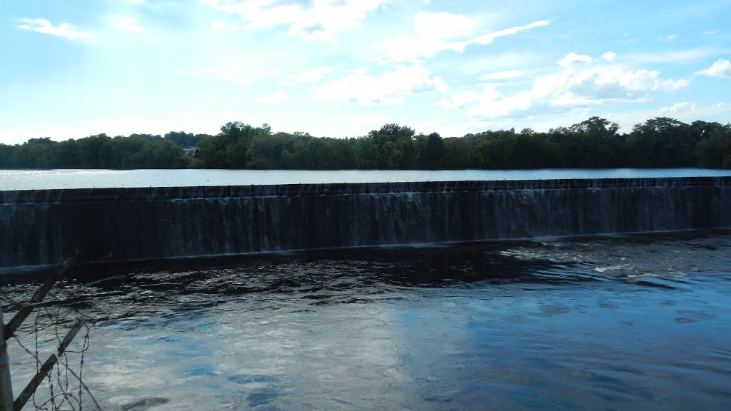 Lawrence, MA, Great Stone Dam [02.08.2013], Лоуренс
