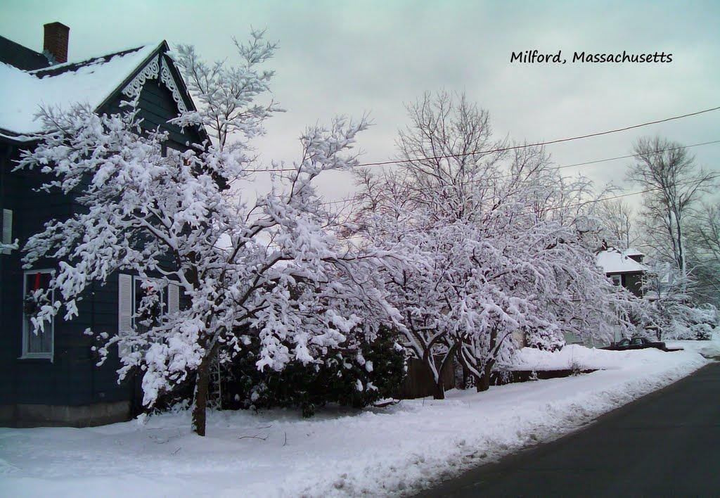 Milford, Massachusetts, Метуэн