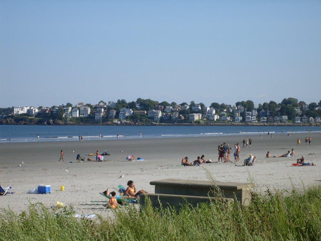 nahant from lynn/nahant beach, ma, Нахант