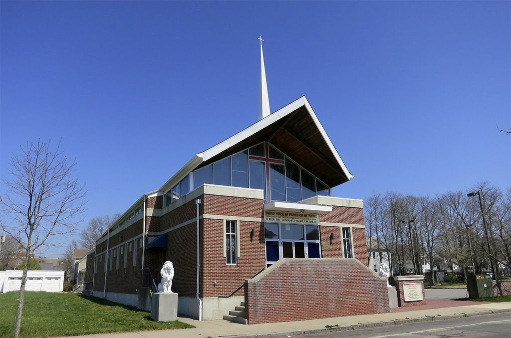 United House of Prayer for All People New Bedford MA, Нью-Бедфорд