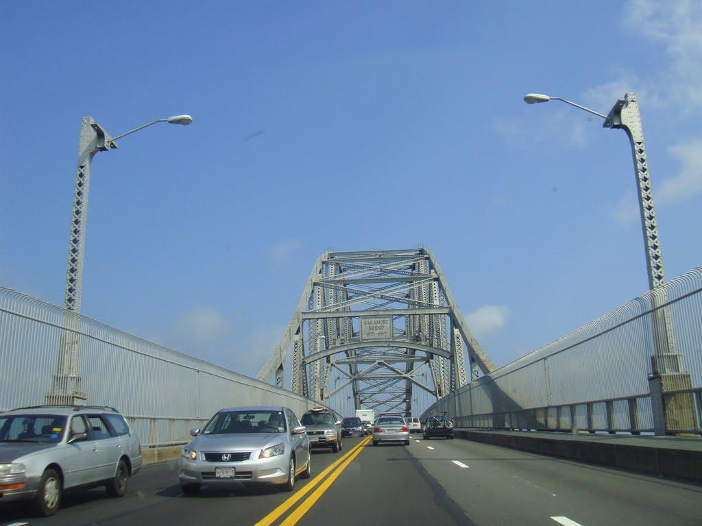 Sagamore Bridge, MA, Сагамор