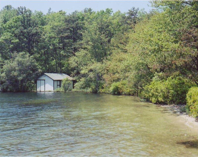 Island Pond, Сагамор