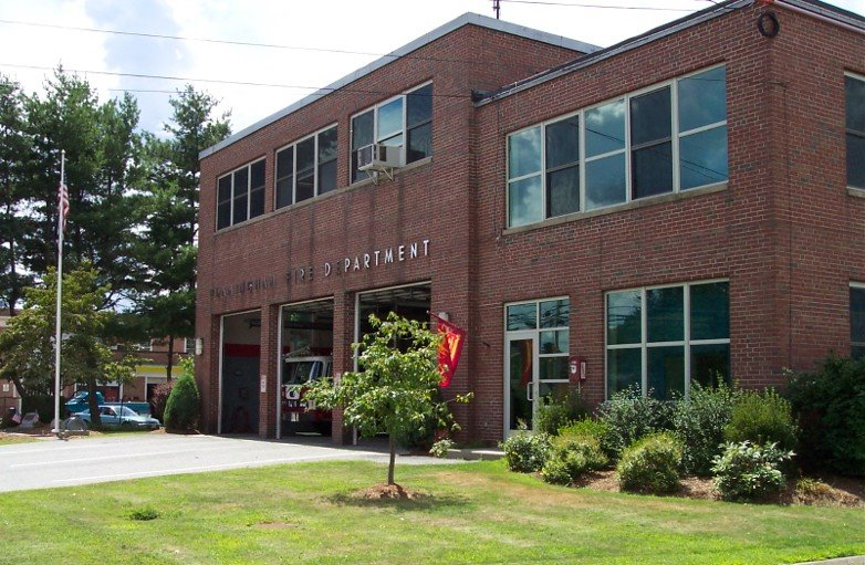 Framingham Fire Station 5, Фрамингам