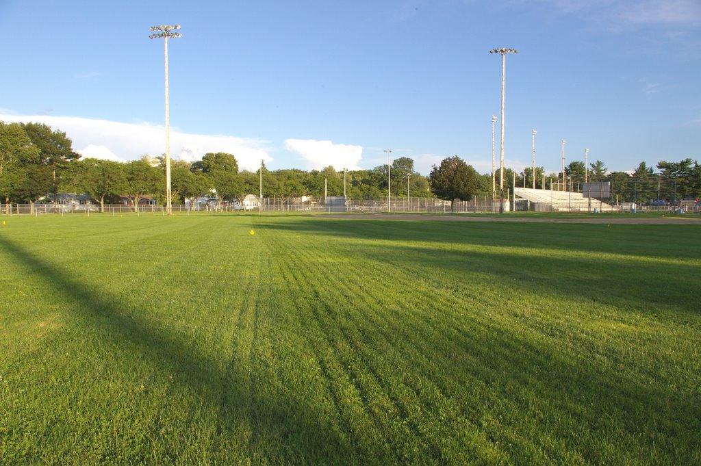 Bowditch Field in Framingham, MA, Фрамингам