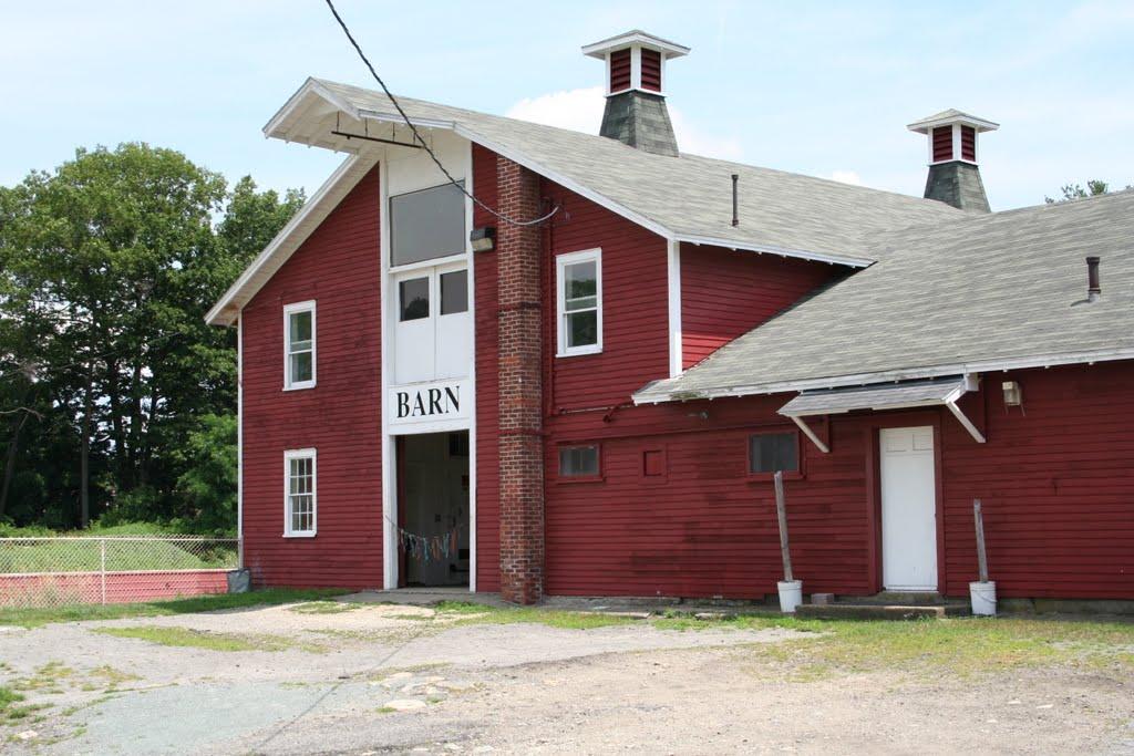 National Lancer Barn, Camp DiCarlo, Framingham, Mass, Фрамингам