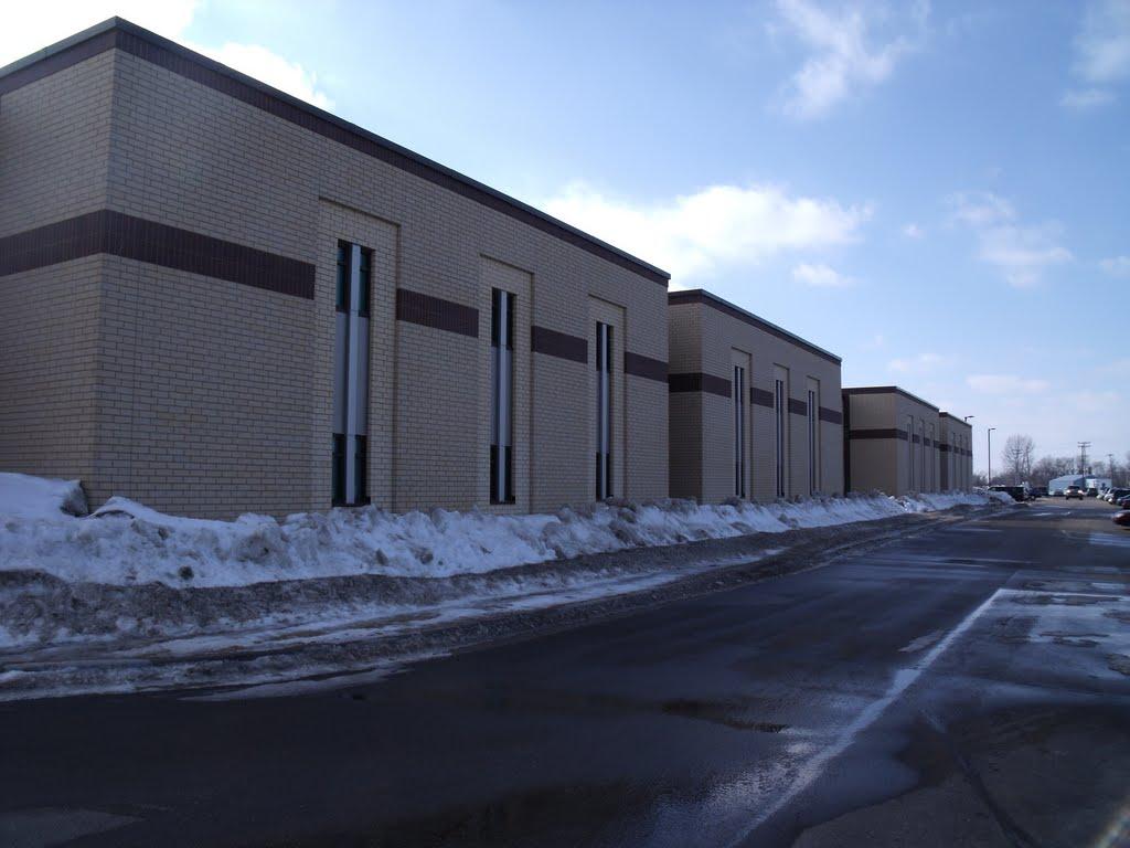Crow Wing County Jail, Германтаун