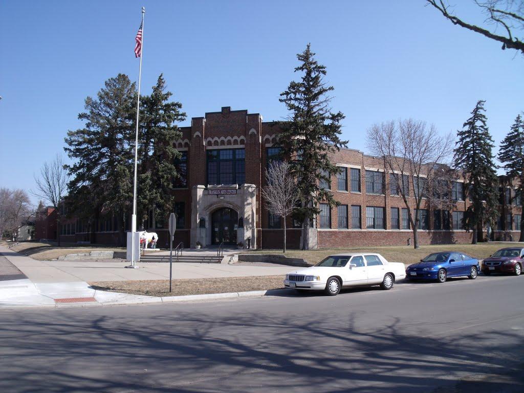 (Former) Franklin Jr. High School, Германтаун