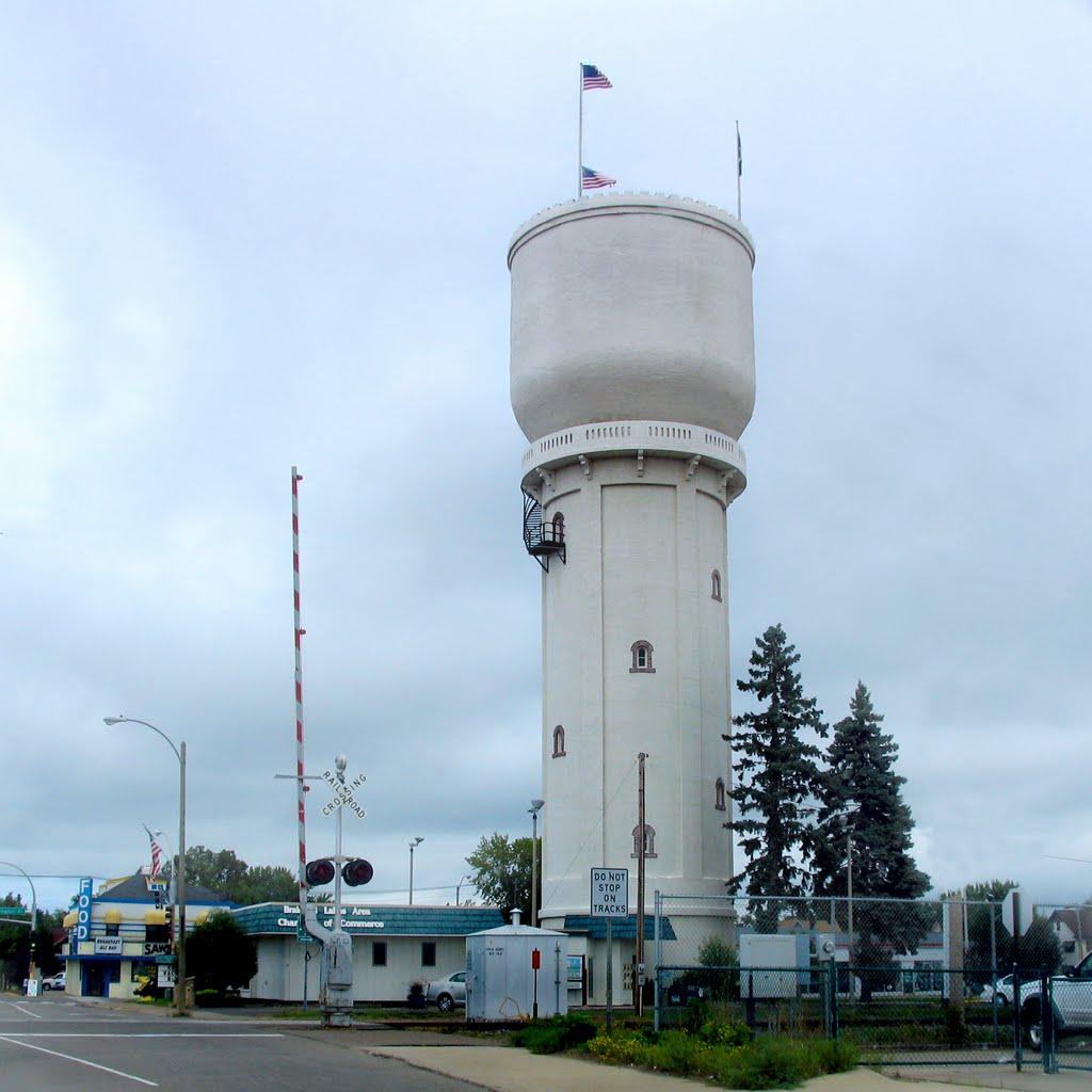 Brainerd Water Tower, Германтаун