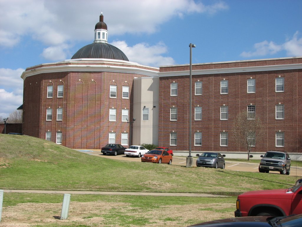 Mississippi College New Mens Dorm, Клинтон