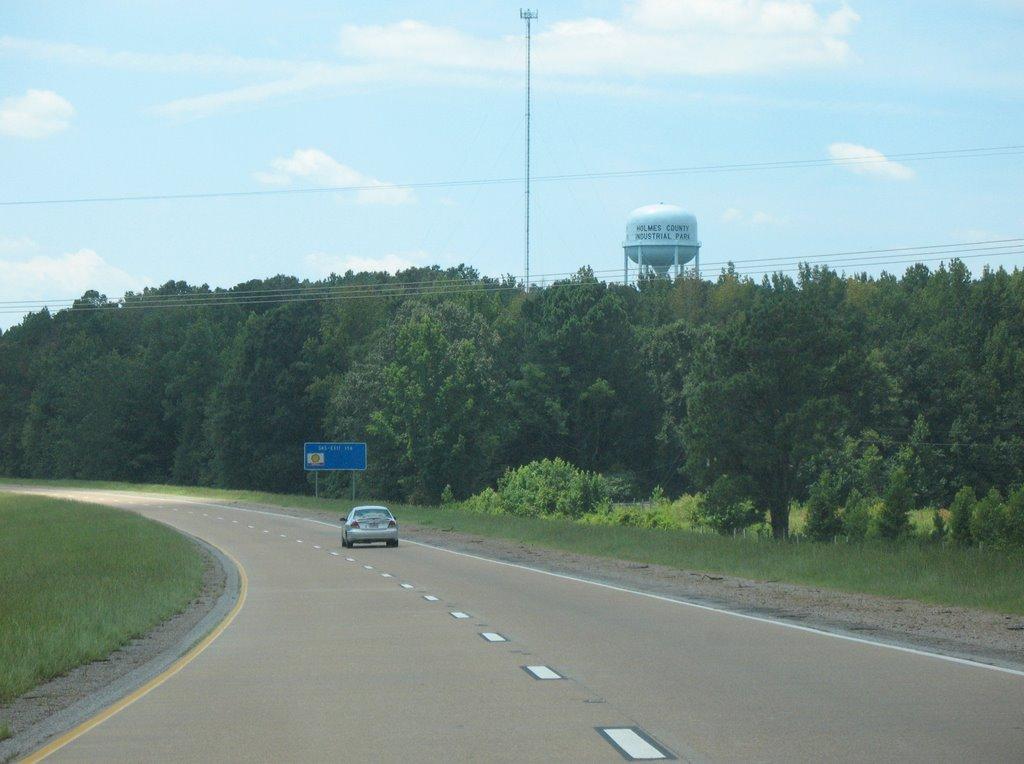 Holmes County tower, МкКул
