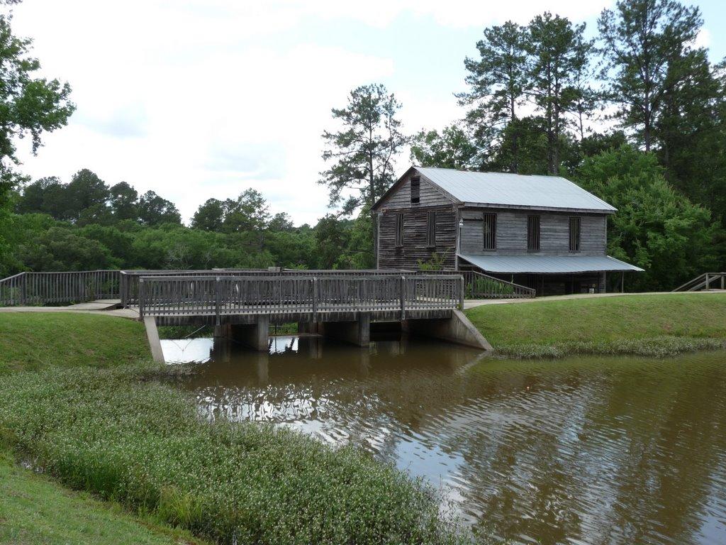 The Richardson & Carroll Mill, Тилертаун