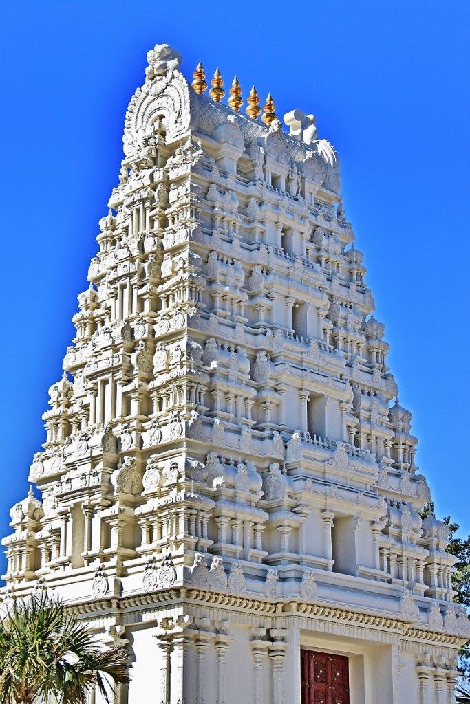 Hindu Temple Society of Mississippi - Built 2005-2010, Тилертаун