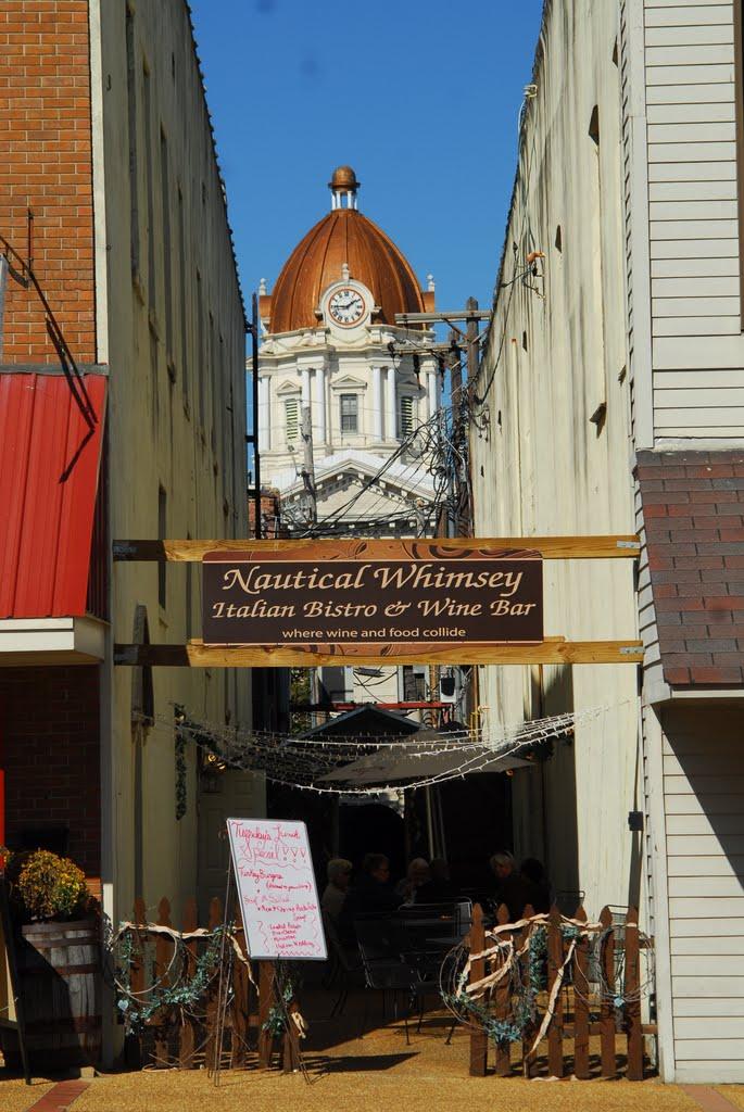 Nautical Whimsey Italian Bistro, Tupelo, Mississippi, Тупело
