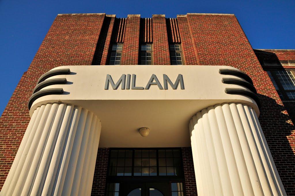 Milam Elementary School, Тупело