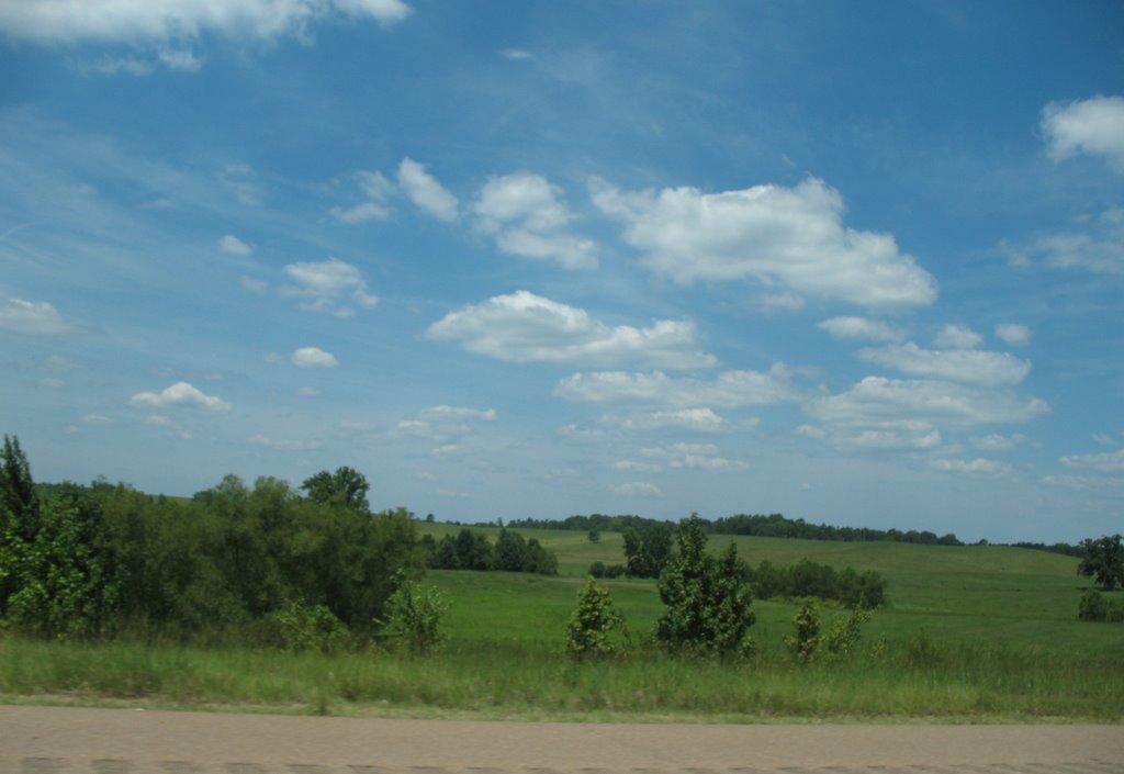 Clouds near Mt. Pleasant Road, Тутвилер
