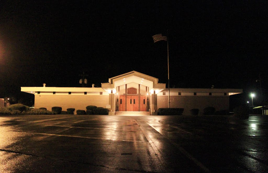 Jasper County Courthouse - Built 1972 - Paulding, MS, Тутвилер