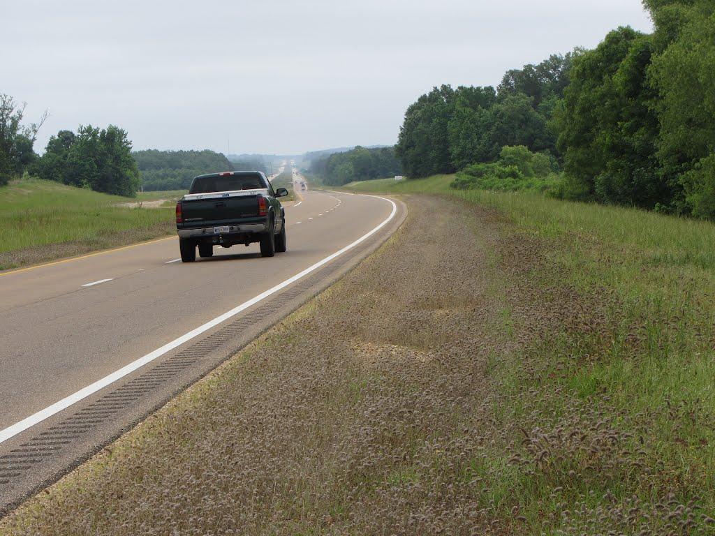 US Highway 82, Тутвилер