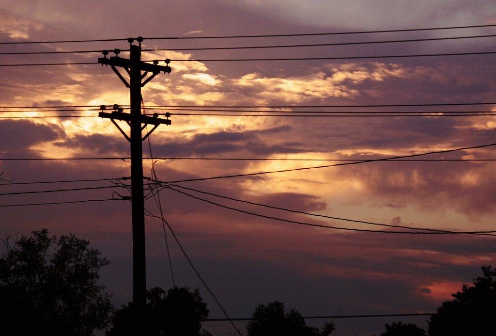 Yazoo City Sunset, Флаууд