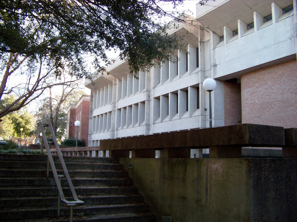 Millsaps College, Флаууд